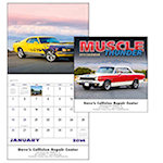 Muscle Thunder Wall Calendars